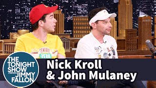 Download Nick Kroll and John Mulaney Describe the Essence of Their Broadway Show Video