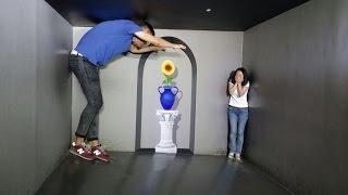 Download Музей Обмана Зрения в Сеуле, 2014 / Trick Eye Museum Video