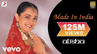 Download Alisha Chinai - Made In India Video Video