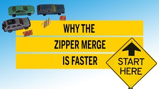 Download Why the Zipper Merge is faster Video