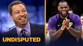 Download Chris Broussard on LeBron's return to Cleveland as a Laker | NBA | UNDISPUTED Video