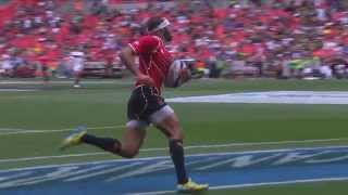 Download The BEST tries from the 2013/14 Rugby Sevens season Video