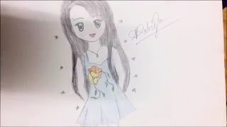 Download 👸 Vẽ một cô gái đơn giản | RXTN V14 Video