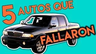 Download 5 Autos que le Fallaron a sus Marcas Video