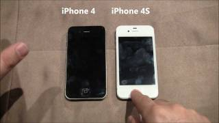 Download iPhone 4 vs iPhone 4S - The differences exposed! Video