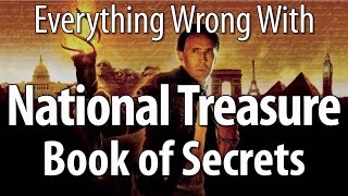 Download Everything Wrong With National Treasure Book Of Secrets Video
