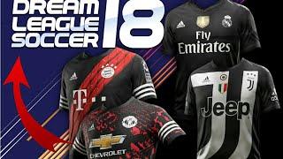 Download KITS FIFA 18 DIGITALS PARA DREAM LEAGUE SOCCER 18 + LINKS DE DESCARGA! Video