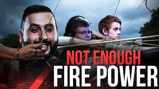 Download Not Enough Fire Power w/Sean Gares And Ptr Video