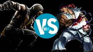 Download Mortal Kombat Vs Street Fighter Video