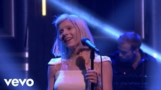 Download Aurora - Conqueror (Live From The Tonight Show Starring Jimmy Fallon) Video