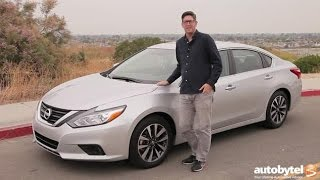 Download 2016 Nissan Altima SV Test Drive Video Review Video