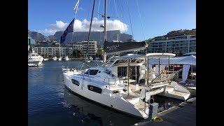 Download Maverick 440 Equinox Walk Through Cape Town Boat Show NEW BIMINI Video