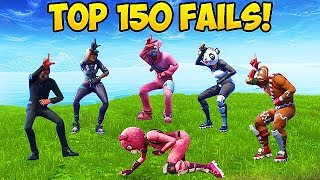 Download TOP 150 *UNSEEN* FORTNITE FAILS & WINS! Video