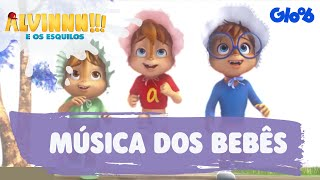Download Alvinnn!!! E os Esquilos | 'Música dos Bebês' Clipe Oficial | Gloob Video