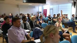 Download Cyber Security Summer School 2016 Estonia Video