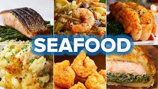 Download 7 Recipes For Seafood Lovers Video