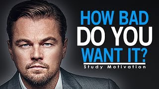 Download HOW BAD DO YOU WANT IT? (SUCCESS) - STUDY MOTIVATION Video