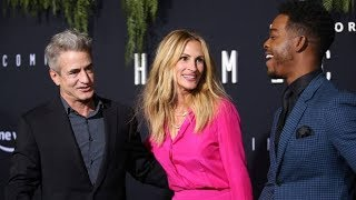 Download Julia Roberts and Stephan James at Amazon Homecoming Premiere Video