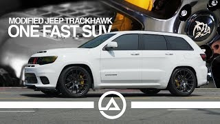 Download Modified Jeep Trackhawk Making 975 hp is Insane!! Video