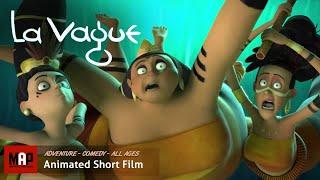 Download Adventure Fantasy CGI 3d Animated Short Film ** THE WAVE / LA VAGUE ** Funny Kids Animation by ESMA Video