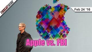 Download Apple vs. FBI - Threat Wire Video