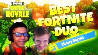 Download Myth & Ninja BEST FORTNITE DUO EVER - Full Stream Video