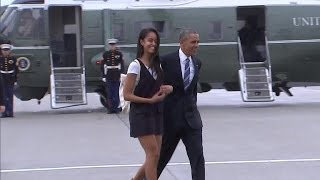Download Is Malia Obama's ″gap year″ a growing trend? Video