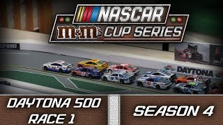 Download NASCAR Stop Motion M&M Cup Series S4 Race 1: DAYTONA 500 Video