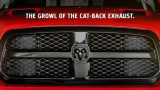 Download Engine Sounds | Ram 1500 Night | Ram Trucks Video