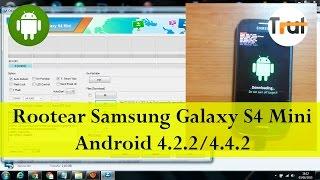 Download Rootear Samsung Galaxy S4 Mini en Android 4.2.2/4.4.2, Tutorial en Español Video