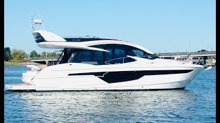 Download 2019 Galeon 510 Skydeck Yacht For Sale at MarineMax Charleston Video