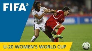 Download MATCH 32: KOREA DPR v FRANCE - FIFA Women's U20 Papua New Guinea 2016 Video