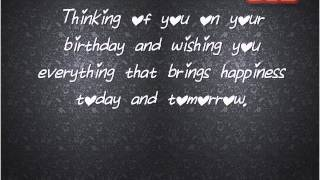 Download birthday wishes with 10 cute quotes Video