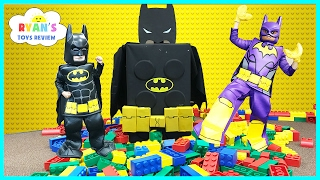 Download THE LEGO BATMAN MOVIE GIANT SURPRISE TOYS Collection! Biggest Surprise Egg Opening Lego Stop Motion Video