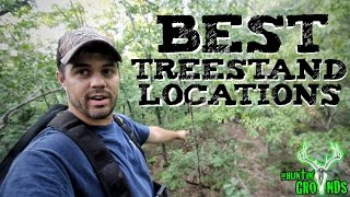 Download Choosing the Best Treestand Locations S7 #32 Video