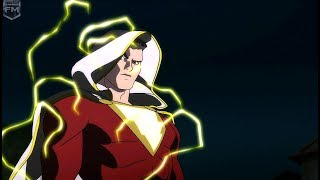 Download Billy Batson turns into Shazam   Justice League: War Video