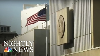 Download Palestinian Officials To Withdraw Recognition Of Israel If Trump Moves US Embassy   NBC Nightly News Video