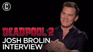Download Josh Brolin on Deadpool 2, X-Force and Cable's Origin Video