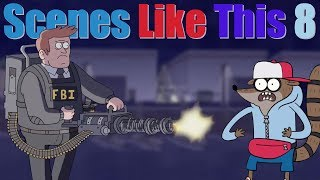 Download How To Have GUNS In Cartoons The Right Way | Regular Show | Scenes Like This 8 Video