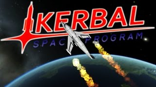 Download SUPER SPEED SPACE PLANES | Kerbal Space Program #41 Video