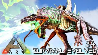 Download ARK: SURVIVAL EVOLVED - GODZILLA PERFECT TAME KAIJU GODZILLARK !!! E34 (ARK ETERNAL CRYSTAL ISLES) Video