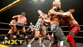 Download Enzo and Cass & American Alpha vs. Blake & Murphy and Dash & Dawson: WWE NXT, Feb. 17, 2016 Video