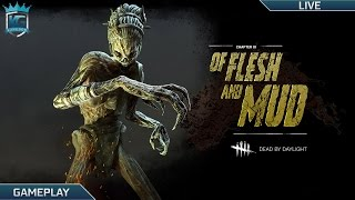 Download Dead by Daylight! | Chapter III - Of Flesh and Mud! 500k Bloodpoints on The Hag! | 1080p 60FPS! Video