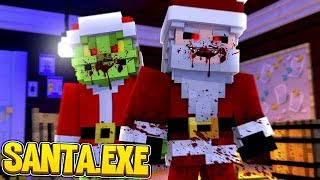 Download EXE HUNTERS #4 - THE GRINCH IS TRYING TO MAKE SANTA.EXE! Video