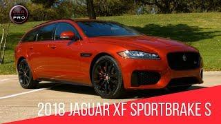 Download 2018 Jaguar XF Sportbrake S Video