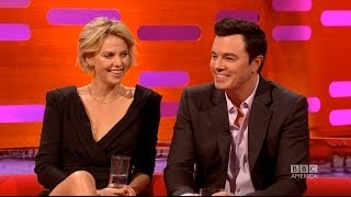 Download SETH MACFARLANE Does FAMILY GUY & KERMIT The Frog Voices - The Graham Norton Show on BBC AMERICA Video