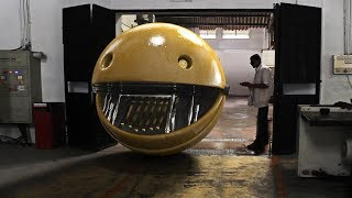 Download Pac-Man In Real Life - ORIGINS Video