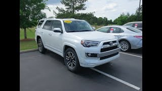 Download 2018 Toyota 4Runner Limited Full Tour & Start-up at Massey Toyota Video