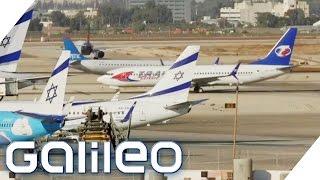 Download Der sicherste Flughafen der Welt - mitten in einem Kriesengebiet | Galileo | ProSieben Video