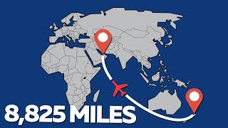 Download 5 Longest Flights in the World Video